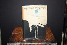 Asimov's Mysteries by Isaac Asimov 1963 HC/DJ