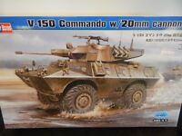 Hobby Boss 1/35 scale V-150 Commando w/20mm cannon
