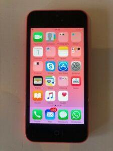 Apple iPhone 5c - 16GB - Pink (Unlocked) A1529 (GSM)