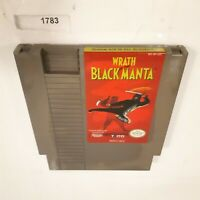 Wrath of the Black Manta  ( Nintendo NES )