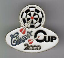 RARE PINS PIN'S .. SPORT TIR JEU DE FLECHETTES DARTS CLUB CLASSIC CUP 2000 ~EK