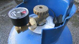 Butane Gas Level  Indicator Inline Gaslow Motorhome/Caravan