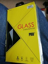 Glass screen protector for iPhone XS Max 6.5 bnwt
