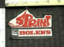 Vintage PATCH SPRINT BOLENS FMC SNOWMOBILE Embroidered Sew On RARE!