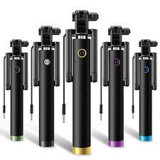 Selfie Stick Stange Stativ Knopf Monopod Selbstauslöser IOS&Android Handy DHL B