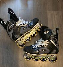 Mission Proto Sv Inline Hockey Skates Adult Size 13