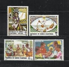 GUINEA ECUATORIAL. Año: 1984/5. Tema: NAVIDAD.