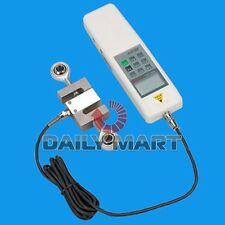 Digital Push Pull Gauge Force HF-2000N/2KN Gauge Meter Tester External Sensor