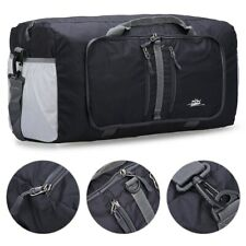Expandable Foldable Suitcase Luggage Travel Duffel Tote Bag Carry-on Suitcase US