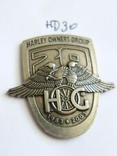 HARLEY DAVIDSON - HOG - 1983 - 2003 Pin.HD30