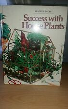 READERS DIGEST SUCCESS WITH HOUSE PLANTS FOR SALE
