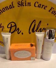 Dr. Alvin PSCF Exfloating Set Clarifying Toner Kojic Acid Cream Placenta Soap