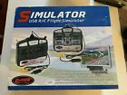 DYNAM SIMULATOR / USB R/C FLIGHT SIMULATOR 6CH HELICOPTER AIRPLANE PC GAME
