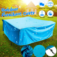 Faboer Garden Patio Furniture Cover for Table Bench Parasol Hammock Chiminea