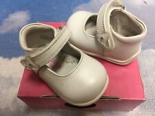 Angels New York Hook & Loop Mary Jane First Step Walker Infant Size 2