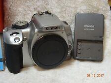 Canon EOS 400D 10.1MP Digital-SLR fotocamera DSLR solo corpo-condizioni eccellenti!