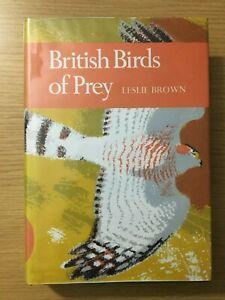 NEW NATURALIST LIBRARY NO.60 : BRITISH BIRDS OF PREY 1st Edition