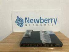 Juniper Networks EX4200-48PX Single AC Switch Version 12.3R8.7 1 Year Warranty!