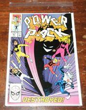 POWER PACK #61 (DEC 1990) / VF / MARVEL COMICS