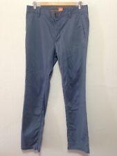 H298 HUGO BOSS ORANGE Men's Regular Fit Jeans 32x32 Grayish Blue