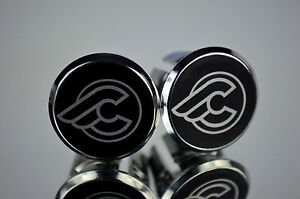 new Cinelli Handlebar End Plugs Bar Caps vintage guidon bouchons calotte