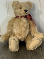 Rare 1990 Artist Signed Stier Bear by Kathleen Wallace