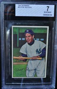 1952 Bowman - Phil Rizzuto - #52 - BVG 7 - NM