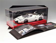 1 18 Timothy&Pierre Model ENZO Ferrari Gembella GT MiG-U1 Matt White NEW!
