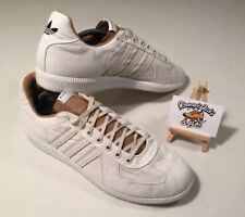 Adidas Originals Limited Edition Resplit Lo II White Canvas Trainers UK 12 RARE