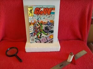 MARVEL COMICS, LOT OF TWO COUNT (2) G.I. JOE, ISSUE # 16 & ISSUE # 17 FROM 1983.