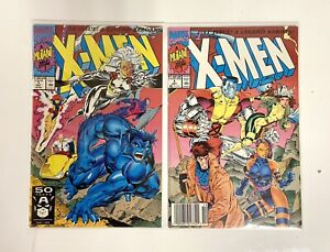 X-Men #1 Newsstand 1991 Marvel