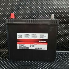 GENUINE TOYOTA PRIUS 12V BATTERY 45AH AUXILIARY BATTERY 28800-YZZPD PRIUS PLUS