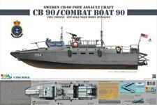 TIGER 1/35 6293 CB 90/COMBAT  Boat 90 SWEDEN CB-90 FSDT ASSAULT CRAFT model kit