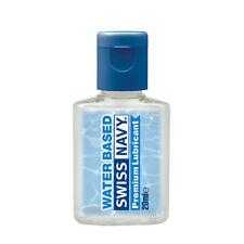 Swiss Navy Water Based Premium Lubricant - Handy Travel size lube