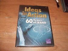 Ideas In Action 60 Years of Rand Documentary DVD Effective Solutions Analysis