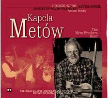 CD KAPELA METÓW / METO BAND Sources Of Polish Folk Music 31 / muzyka źródeł