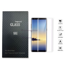 Full Curved Premium Tempered Glass Screen Protector for Samsung Galaxy Note 8