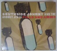 Southside Johnny And The Asbury Jukes  Pills And Ammo  CD  Europa digipack
