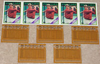 1988 Mike Schmidt Lot of 35 Topps  # 600 Hall of Famer
