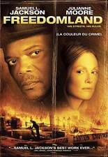 Freedomland (DVD, 2006, Canadian, English & French)