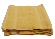 rrp$49.50* Bundle of 10* FACE WASHERS MANSOURS BRAND TOWELS 100% COTTON 34x34cm