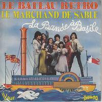 45TRS VINYL 7''/ FRENCH SP VOGUE LA BANDE A BASILE / LE BATEAU DE SABLE