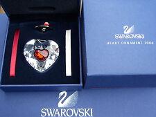 Swarovski Sonderausgabe Herz Ornament 2004 Liebe Valentinstag Love Limitiert