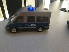 Playmobil 9236 City Action Police Van. Excellent condition