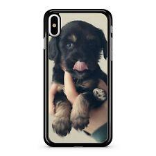 Mini Tremendas Lindo Acolchada Adorable Loyal Perrito Perro Animales 2D Teléfono