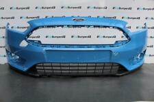 FORD FOCUS FRONT BUMPER  2015 ONWARDS GENUINE FORD PART*C7