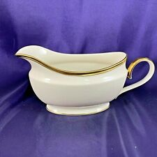 Lenox ETERNAL (GOLD BACKSTAMP)  Gravy Boat 7""