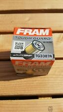 FRAM TG3387A Tough Guard Passenger Car Spin-On Engine Oil Filter GMC Chevy