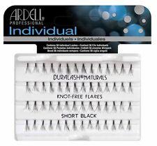 Ardell DURALASH NATURALS Black Short Flare Lashes - Premium False Eyelashes!