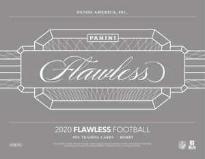 Jerry Rice 2020 Flawless 1XBox Player Break 6